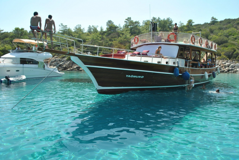 Boat Tours Bodrum